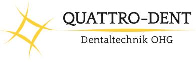 QUATTRO-DENT Dentaltechnik OHG - Logo
